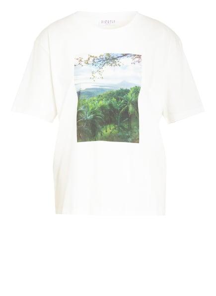 CLAUDIE PIERLOT T-Shirt TOCHILL, Farbe: WEISS (Bild 1)