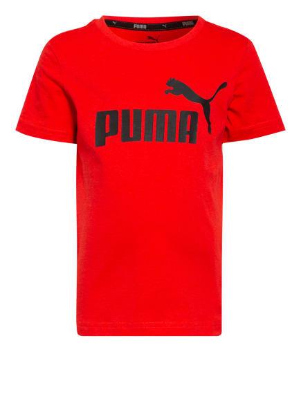 PUMA T-Shirt, Farbe: ROT (Bild 1)