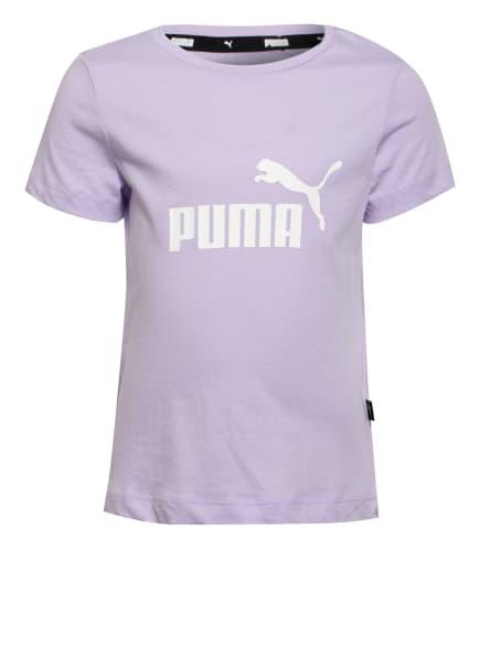PUMA T-Shirt, Farbe: HELLLILA/ WEISS (Bild 1)