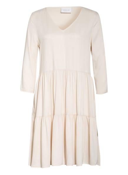 VILA Kleid mit 3/4-Arm , Farbe: CREME (Bild 1)