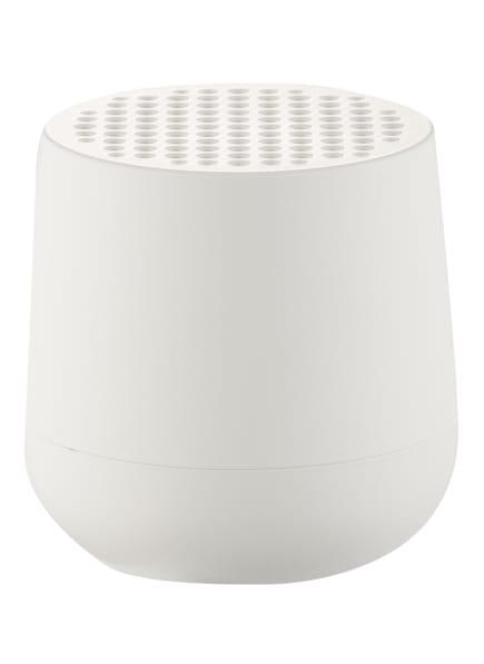 LEXON Bluetooth-Lautsprecher MINO+, Farbe: WEISS (Bild 1)