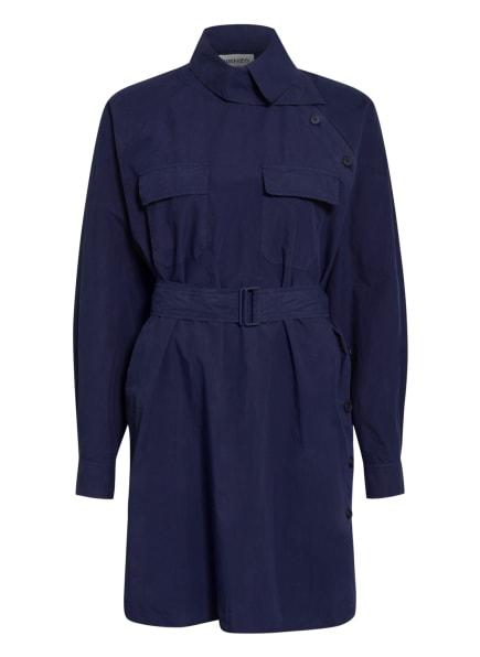 KENZO Hemdblusenkleid , Farbe: DUNKELBLAU (Bild 1)