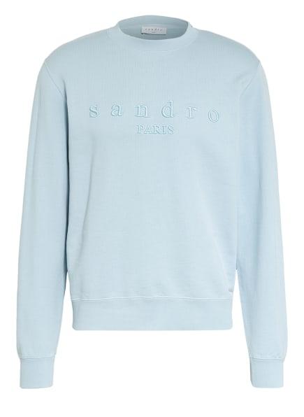 sandro Sweatshirt , Farbe: TÜRKIS (Bild 1)