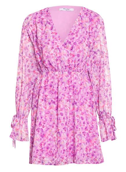 NA-KD Kleid , Farbe: LILA/ ROSA/ GELB (Bild 1)