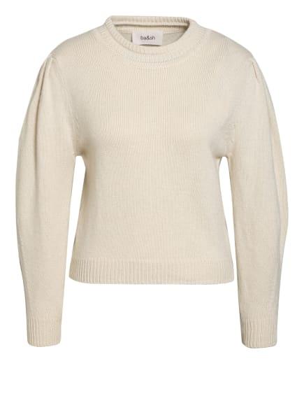 ba&sh Pullover SAND mit Cashmere, Farbe: ECRU (Bild 1)
