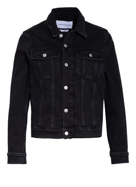 Calvin Klein Jeans Jeansjacke , Farbe: SCHWARZ (Bild 1)