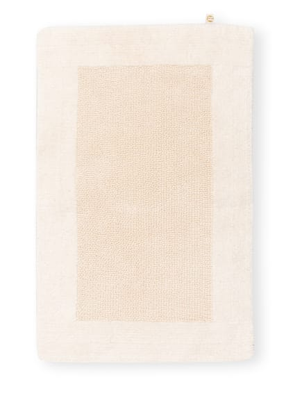 EB HOME Badematte PRESTIGE zum Wenden, Farbe: CREME (Bild 1)
