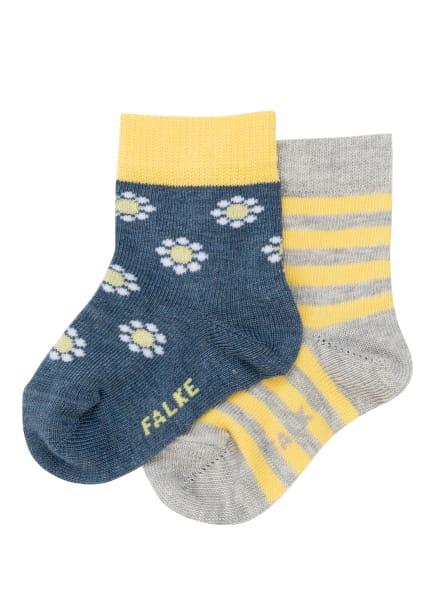 FALKE 2er-Pack Socken , Farbe: 0010 SORTIMENT (Bild 1)