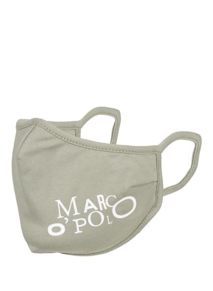 Marc O'Polo Mund- und Nasenmaske, Farbe: HELLGRÜN (Bild 1)