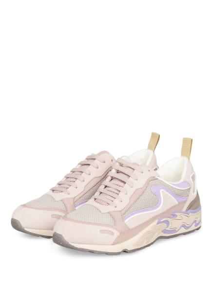 sandro Sneaker, Farbe: NUDE/ HELLLILA/ ROSÉ (Bild 1)