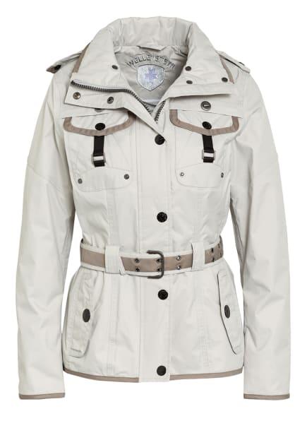 WELLENSTEYN Fieldjacket CHOCANDY, Farbe: TAUPE (Bild 1)
