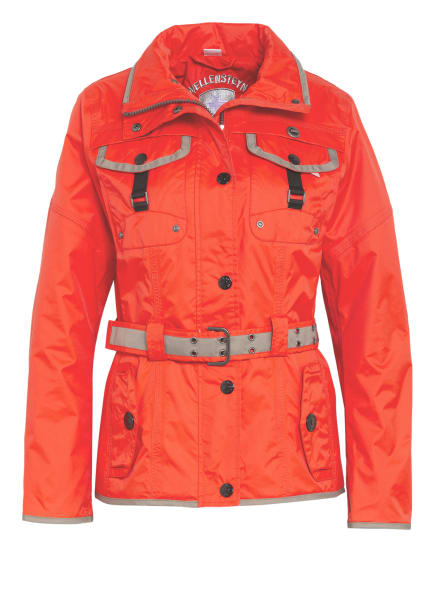 WELLENSTEYN Fieldjacket CHOCANDY, Farbe: HELLROT (Bild 1)