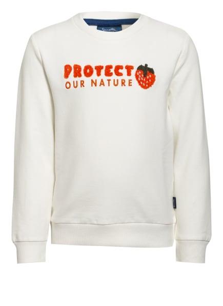 Sanetta KIDSWEAR Sweatshirt, Farbe: WEISS (Bild 1)