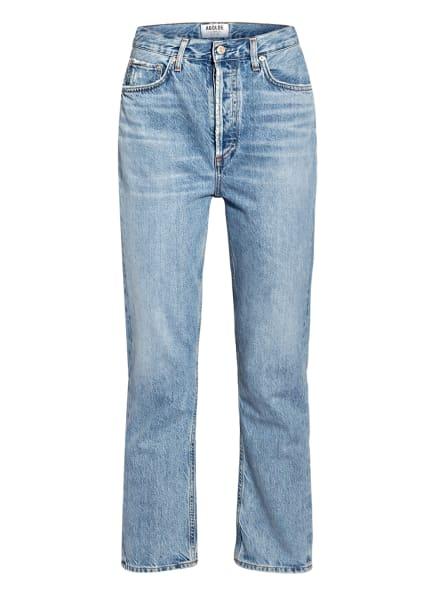 AGOLDE 7/8-Jeans RILEY, Farbe: BLUR BLUR (Bild 1)