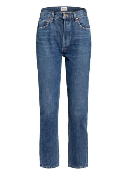 AGOLDE 7/8-Jeans RILEY, Farbe: AIR BLUE AIR BLUE (Bild 1)