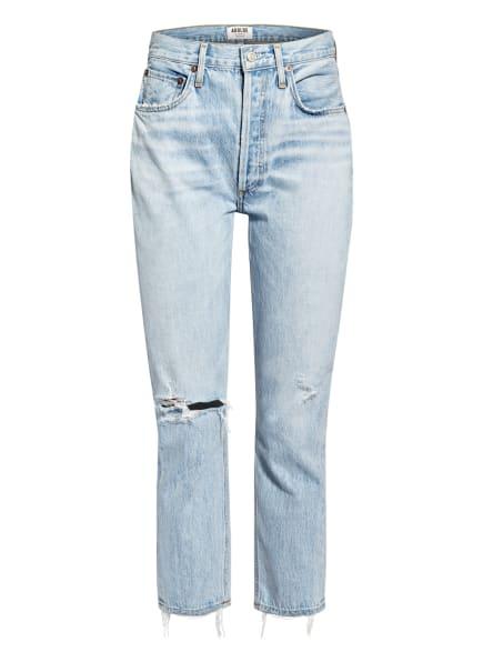 AGOLDE 7/8-Jeans RILEY , Farbe: SHETTAR SHETTAR (Bild 1)