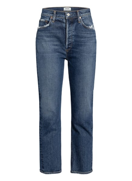 AGOLDE 7/8-Jeans RILEY, Farbe: PAST TIME PAST TIME (Bild 1)
