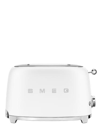 SMEG Toaster TSF01, Farbe: WEISS (Bild 1)