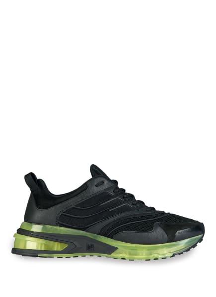 GIVENCHY Sneaker, Farbe: SCHWARZ/ NEONGRÜN (Bild 1)
