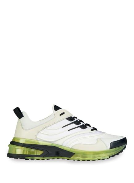 GIVENCHY Sneaker, Farbe: WEISS/ NEONGRÜN (Bild 1)