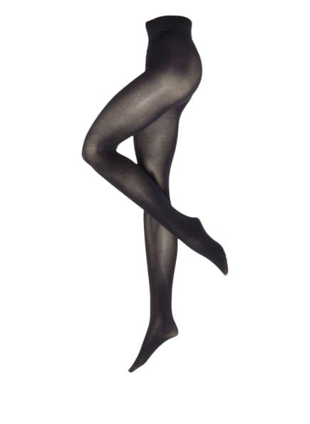 FALKE Strumpfhose COTTON TOUCH, Farbe: 6179 MARINE (Bild 1)