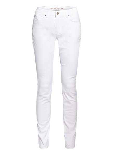 MAC Skinny Jeans DREAM, Farbe: WHITE DENIM (Bild 1)