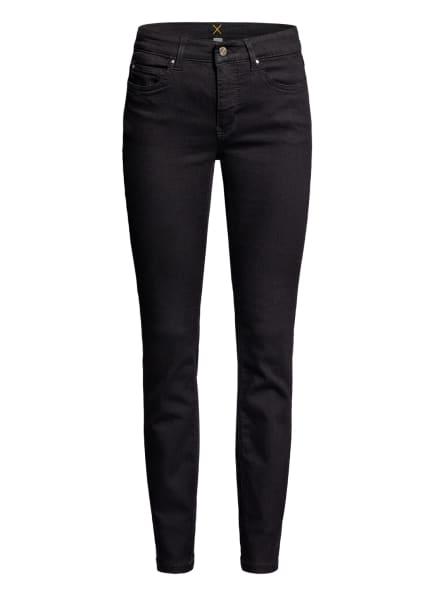 MAC Skinny Jeans DREAM, Farbe: D999 BLACK-BLACK (Bild 1)
