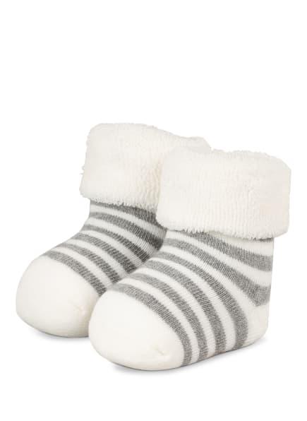 FALKE Socken ERSTLINGSRINGEL mit Geschenkbox, Farbe: 2041 OFFWHITE (Bild 1)
