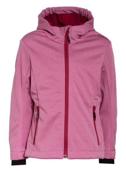 CMP Softshell-Jacke , Farbe: ROSA (Bild 1)
