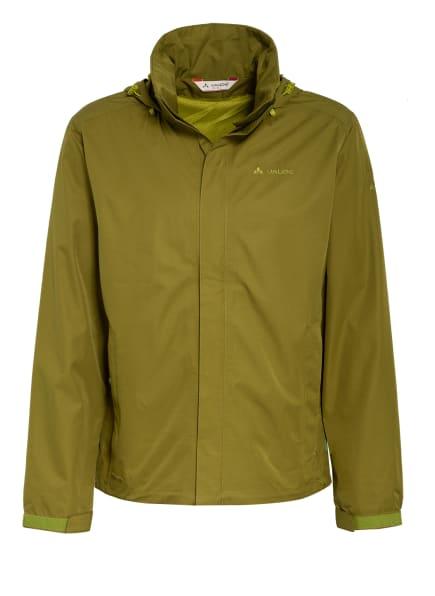 VAUDE Outdoor-Jacke ESCAPE LIGHT, Farbe: OLIV (Bild 1)