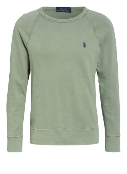 POLO RALPH LAUREN Sweatshirt, Farbe: OLIV (Bild 1)