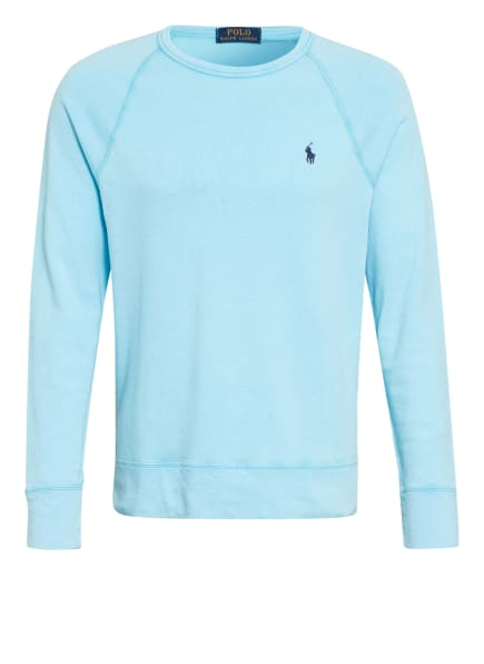 POLO RALPH LAUREN Sweatshirt, Farbe: TÜRKIS (Bild 1)