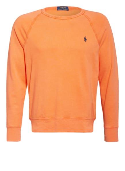 POLO RALPH LAUREN Sweatshirt, Farbe: HELLORANGE (Bild 1)