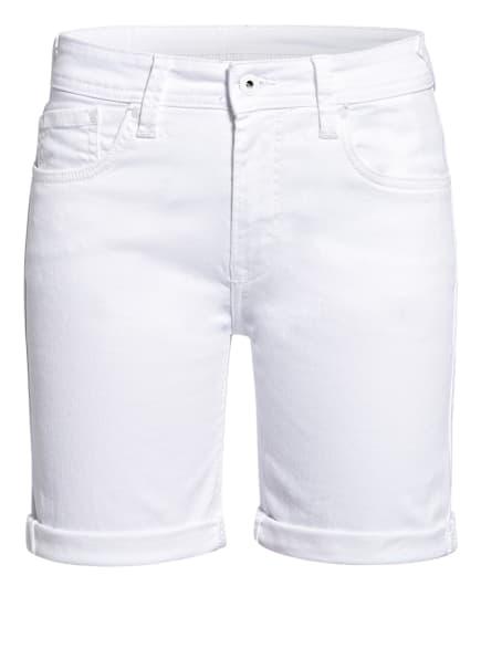 Pepe Jeans Jeans-Shorts POPPY, Farbe: TA8 WHITE (Bild 1)