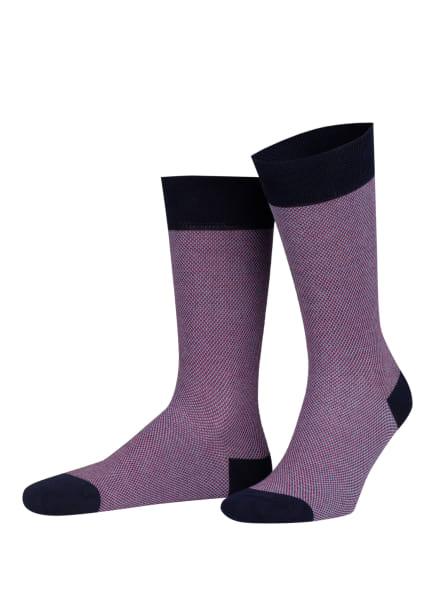 TED BAKER Socken, Farbe: 45-RED RED (Bild 1)