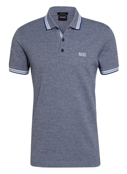 BOSS Piqué-Poloshirt PADDY Regular Fit, Farbe: BLAU/ WEISS/ DUNKELBLAU (Bild 1)