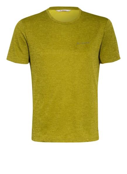 VAUDE Funktionsshirt ESSENTIAL, Farbe: OLIV/ HELLGRÜN (Bild 1)