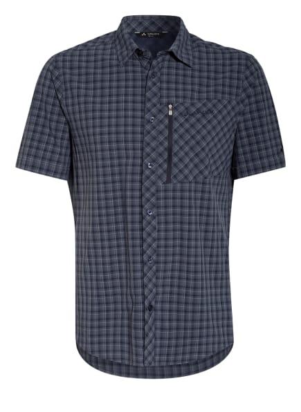 VAUDE Outdoor-Hemd SEILAND II, Farbe: BLAU/ DUNKELGRAU (Bild 1)