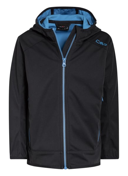 CMP Softshell-Jacke, Farbe: DUNKELGRAU (Bild 1)