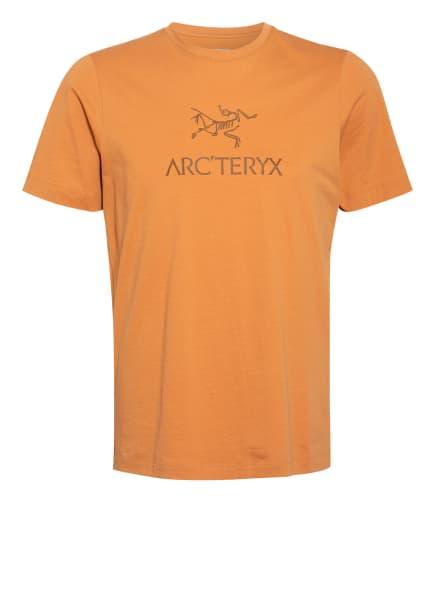 ARC'TERYX T-Shirt ARC'WORD, Farbe: ORANGE (Bild 1)