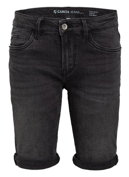 GARCIA Jeans-Shorts TAVIO Slim Fit, Farbe: SCHWARZ (Bild 1)