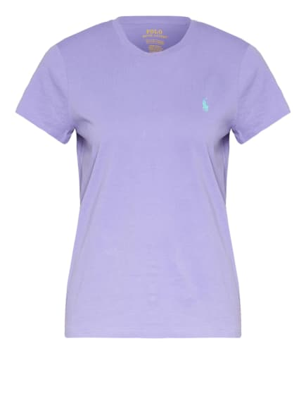 POLO RALPH LAUREN T-Shirt, Farbe: HELLLILA (Bild 1)