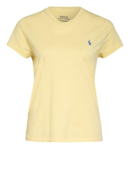 POLO RALPH LAUREN T-Shirt, Farbe: HELLGELB (Bild 1)