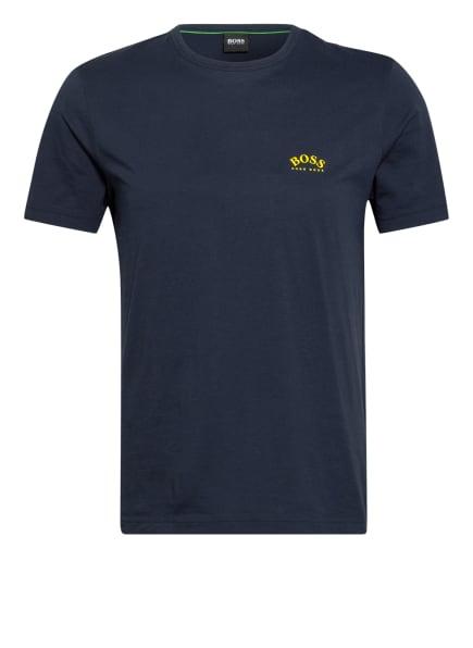 BOSS T-Shirt CURVED, Farbe: DUNKELBLAU (Bild 1)
