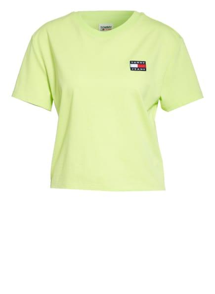 TOMMY JEANS T-Shirt, Farbe: HELLGRÜN (Bild 1)