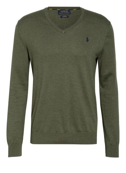 POLO RALPH LAUREN Pullover, Farbe: OLIV (Bild 1)