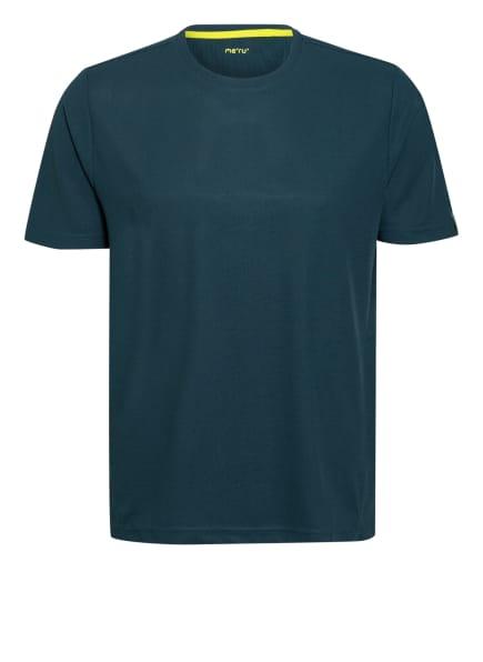 me°ru' T-Shirt WEMBLEY , Farbe: PETROL (Bild 1)