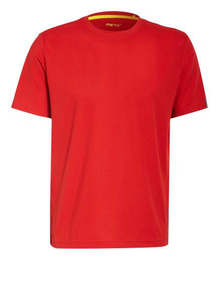 me°ru' T-Shirt WEMBLEY , Farbe: ROT (Bild 1)