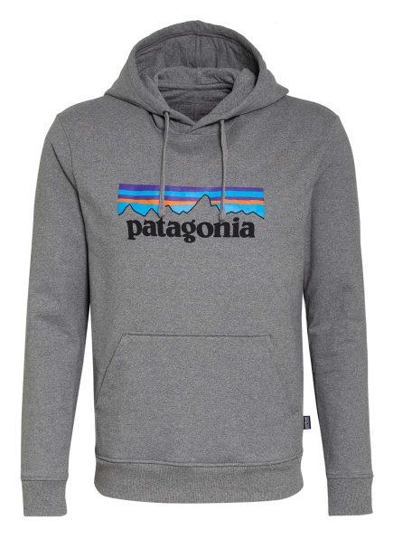patagonia Hoodie UPRISAL, Farbe: GRAU (Bild 1)