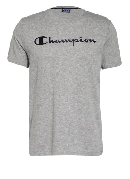 Champion T-Shirt, Farbe: GRAU/ HELLGRAU/ SCHWARZ (Bild 1)